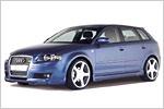 Sportlicher Sportback von Abt: Mehr Dampf für den Audi A3