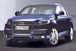 Audi macht den SUV sportlicher: S-Dress für den Q7