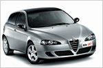 Alfa auf der Bologna Motor Show: Sondermodelle bei GT und 147