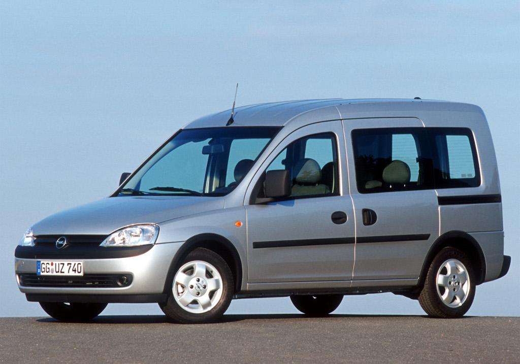 Opel Combo startet überarbeitet ins neue Jahr