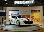 Peugeot 207 RCup: Extrabreit