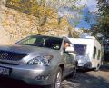 Einparkhilfe für Wohnwagen-Gespanne