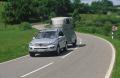 Fahren mit Gespannen: Elektronik verhindert das Schlingern