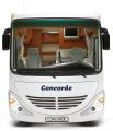 Concorde Carver: Neues Reisemobil auf Daily-Basis