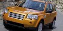 Land Rover Freelander: Hilfe von den großen Brüdern