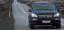 Mercedes GL: Großer Luxus