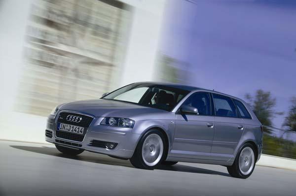 Audi A3 Sportback 2,0 TFSI: GTI in Zivil