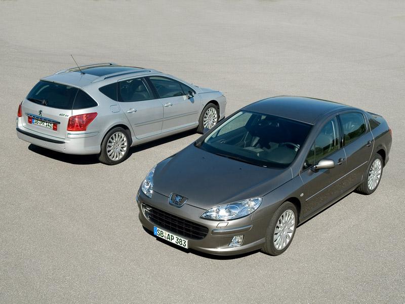 Peugeot 407 HDi: Mit Bi-Turbo auf die Überholspur