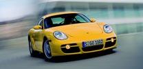 Porsche Cayman: Weniger ist immer noch genug
