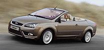 Ford Focus CC: Kultivierter Cabrio-Komfort