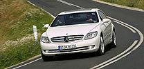 Mercedes-Benz CL: Neue Noblesse