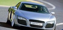 Neuer Supersportwagen von Audi