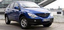 SsangYong Actyon: Irgendwie anders