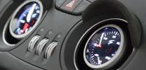 Zusatzinstrumente für Mercedes SL