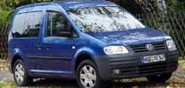 Caddy Eco Fuel: Mit jedem Kilometer sparen