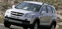 Chevrolet Captiva: Weiche Schale - maskuliner Kern