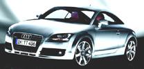 Europäischer Karosseriepreis an Audi TT