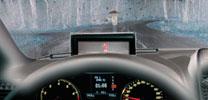 Nachtsichtgerät im VW Phaeton