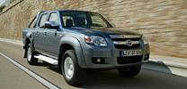 Neuer stärkerer Mazda Pick-up