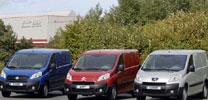 PSA und Fiat mit neuen Kastenwagen