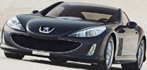 Peugeot stellt drei Aufsehen erregende Concept-Cars zur Verfügung
