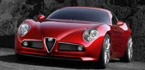Schon 170 limitierte Alfa 8C weg