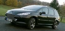 Sondermodell des Peugeot 307 SW