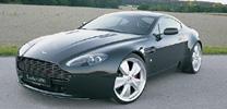 """Titan-Tuning für Aston Martin V8 zur """"Essen Motor Show 2006"""""""