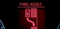 VW Parkhilfe: In die Lücke gestoßen