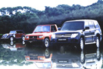 25 Jahre Mitsubishi Pajero: Am kernigsten, kerniger, kernig