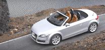 Audi TT Roadster: Ikone ohne Dach