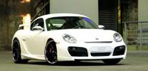 Caymann S wird TechArt GTsport