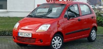Fahrbericht: Chevrolet Matiz LPG- Immer schön flüssig bleiben