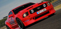 Ford Mustang - Wildes Pony von Alutec