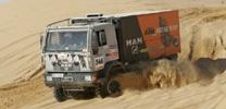 MAN startet bei der Rallye Dakar