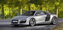Magnetisches Fahrwerk im Audi R8