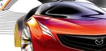 Mazda Ryuga: Debüt in Detroit