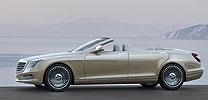Mercedes Ocean Drive: Offen für Luxus