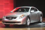 Nissan Altima in den USA auch als Coupé