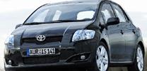 Toyota Auris erlebt seine Europapremiere in Bologna