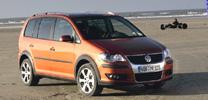 VW CrossTouran: Willkommen im Club
