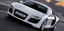 Audi R8 Gentleman im Sportlerdress