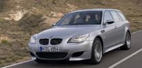 BMW M5 Touring: Sportwagen mit Dachreling
