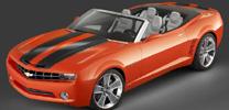 Chevrolet Camaro: Streifen machen nicht immer schlank