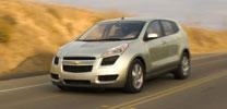 Chevrolet Sequel - Fahrbare Brennstoffzellen-Studie