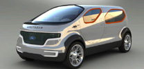 Crossover-Studie: Ford kooperiert mit Wohnanhänger-Hersteller