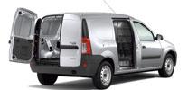 Dacia Logan jetzt auch als Van