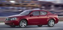 Dodge Avenger startet zunächst in den USA