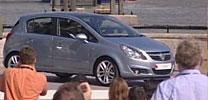 Einführung und Vorstellung des neuen Opel Corsa