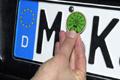 Grüne TÜV-Plakette ist Grund zur Eile
